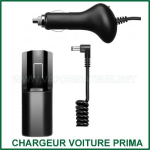 Chargeur voiture pour vaporisateur portable Prima Vapir