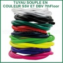 Tuyau de vaporisation souple en couleur pour SSV et DBV 7thFloor