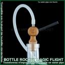Bottle Rocket Magic Flight convertisseur bouteille en pipe à eau