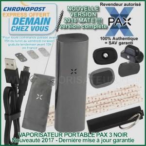 Pax 3 vaporisateur portable