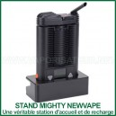 Socle Mighty NewVape - station de recharge