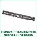 OmniVap Titanium DynaVap  nouvelle version 2018