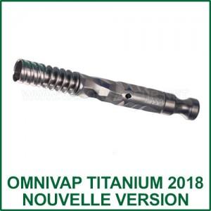 OmniVap VapCap DynaVap Titanium 2018