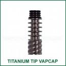 Titanium Tip VapCap DynaVap