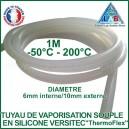 Whip de vaporisation souple VERSITEC 6mm-10mm