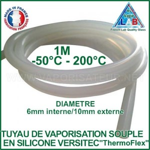 Whip-tuyau de vaporisation souple VERSITEC 6mm-10mm