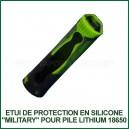 L'étui de protection pour accus lithium 18650