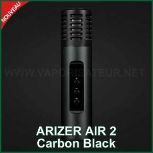 Arizer Air 2 version 2021 vaporisateur portable digital