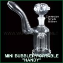 Mini bubbler portable Handy
