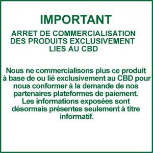 Rubi KandyPen 2 en 1 vape pen-cigarette électronique CBD