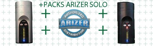 Packs Arizer Solo