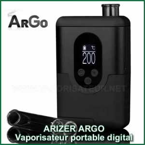 Argo - Arizer Go version 2021 vaporisateur portable digital
