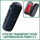 Trousse-étui de transport pour vaporisateur à convection Firefly 2