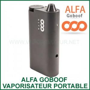 Alfa Goboof vaporisateur portable