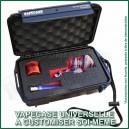 VapeCase Unverselle - à customiser soi-même sur mesure pour  ranger vaporisateur et accesoires