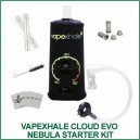 Vaporisateur Vapexhale Cloud Evo - Nebula Starter Kit