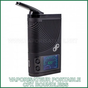 Boundless CFX - vaporisateur hybride convection-conduction
