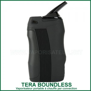 Tera Boundless - vaporisateur portable digital à convection