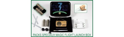 Packs Magic Flight Launch Box