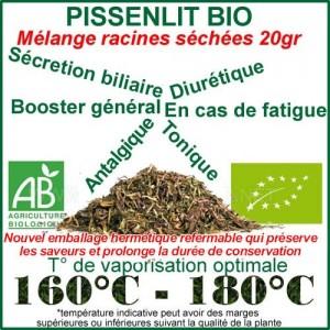 Racines de Pissenlit Bio 20gr