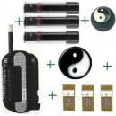 Iolite Original Pack + 3 recharges gaz Iolite
