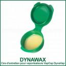 DynaWax - cire d'abeille d'entretien pour vaporisateurs DynaVap VapCap