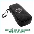 Sacoche-étui de transport MIQRP Da Vinci