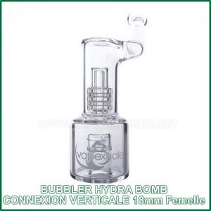 Hydra Bomb Filtre à eau vertical pour vaporisateur