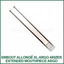 Embout long XL Extended MouthPiece pour vaporisateur Argo Arizer