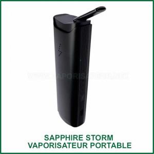 Sapphire Storm vaporisateur portable digital