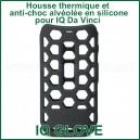 IQ Glove - Étui thermique et antichocs en silicone pour IQ Da Vinci