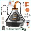 Volcano Hybrid vaporisateur 2 en 1 ballons et tuyau