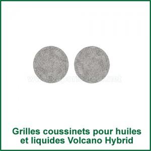 Grilles coussinets pour huiles et liquides Volcano Hybrid