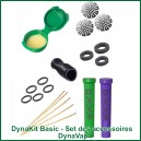 DynaKit Basic DynaVap - kit d'accessoires VapCap tout en un