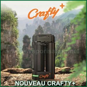 Crafty+ vaporisateur portable connecté nouvelle version améliorée