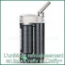 L'unité de refroidissement en acier inoxydable Crafty ou Crafty+
