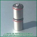 L'unité de refroidissement en acier inoxydable pour vaporisateur TinyMight