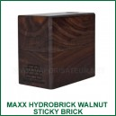 Maxx HydroBrick Walnut Sticky Brick Labs vapo convection à la demande