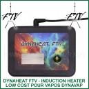 DynaHeat FTV  Induction Heater DynaVap VapCap - chauffeur électrique VapCap Low Cost