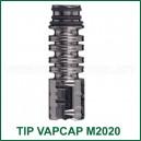 Tip VapCap M2020 - chambre à herbes médicinales en acier