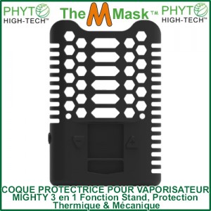 Coque de protection en silicone pour vaporisateur Mighty The M Mask
