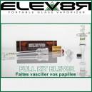 Elev8R vaporisateur en verre portable et adaptable sur bubbler