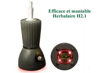 Meilleur vaporisateur de la gamme Herbalaire - Herbalaire H2.1
