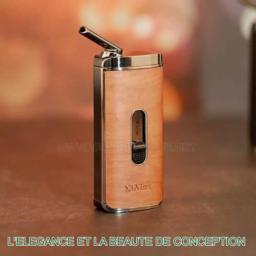 La beauté du design du vaporisateur portable Ace XMAX du fabricant XVAPE