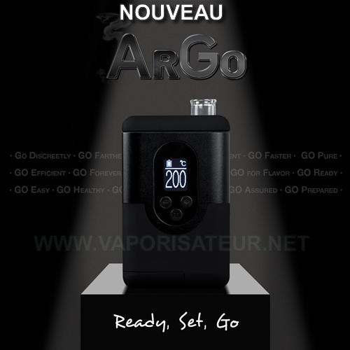 Argo Arizer Go nouveau vaporisateur portable digital de Arizer Tech