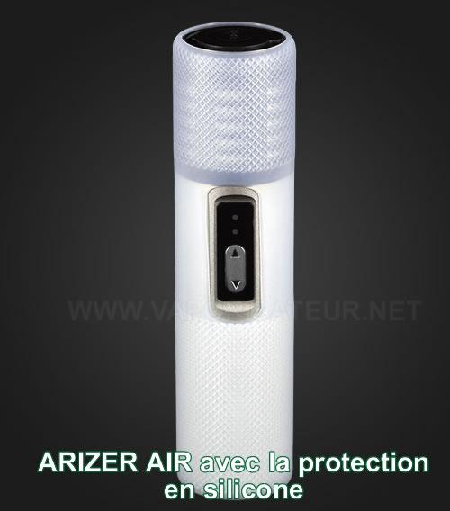 Protection en silicone pour vaporisateur pen AArizer Air