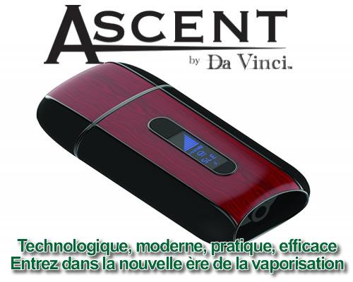 Vaporisateur Ascent