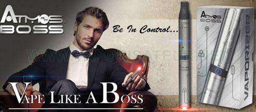 Atmos Boss vaporisateur pen pour vaporiser comme un chef