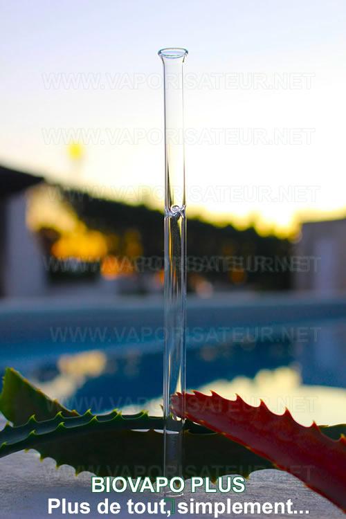 BioVapo Plus vaporisateur en verre