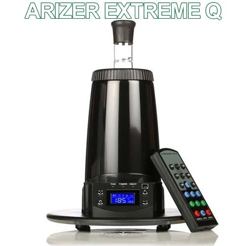 Vaporisateur de salon 3 en 1 Arizer Extreme Q du fabricant canadien Arizer Tech